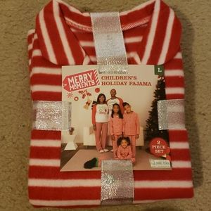 Merry Moments Children's Holiday Pajama